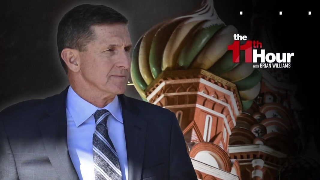 4a75b2c6331 A top Democrat shared a new whistleblower account alleging that just  minutes into Trump's presidency Michael Flynn told a former business  partner that ...