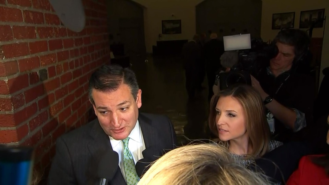 Sen. Cruz: Media 'likes' to blame shutdown on GOP