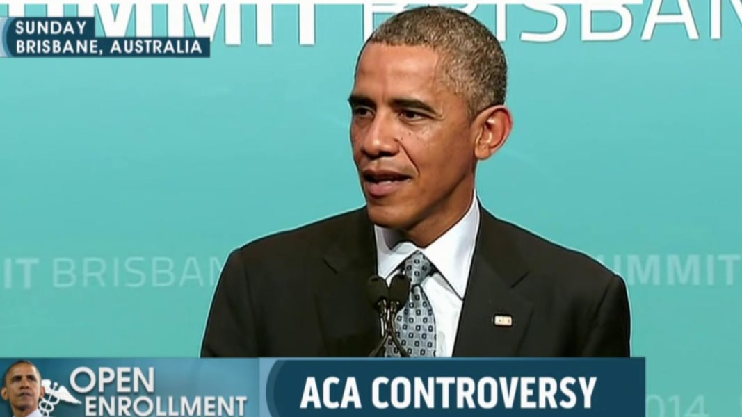 an examination of the controversy surrounding the affordable care act