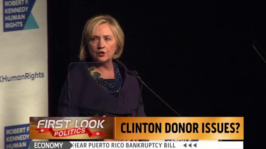 Hillary clinton senior thesis msnbc
