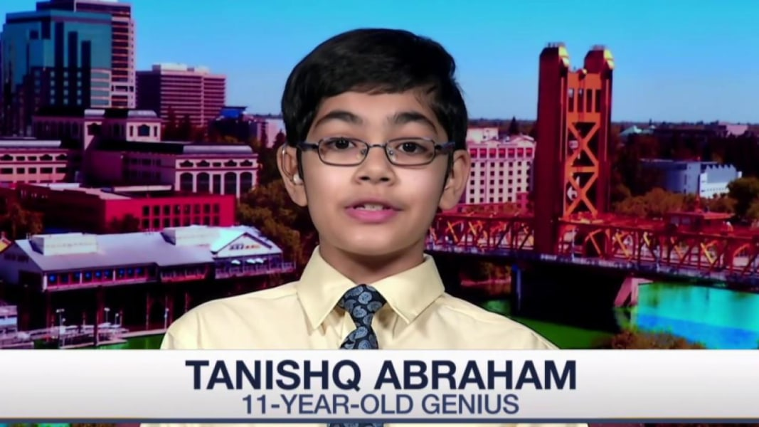 11 Year Old Genius Enrolled In College Msnbc
