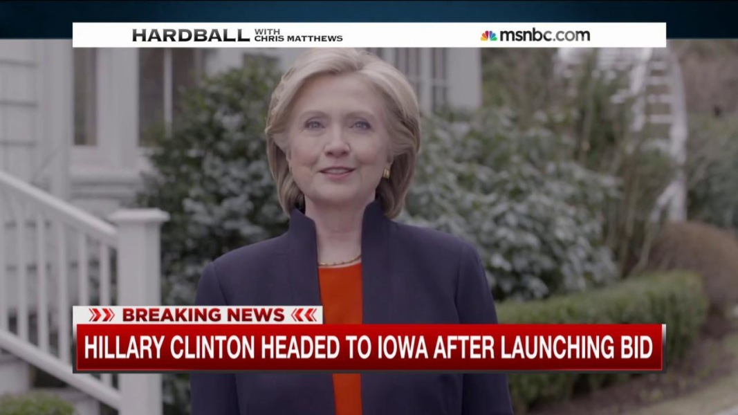 For Hillary Clinton Her Future Is Now Msnbc