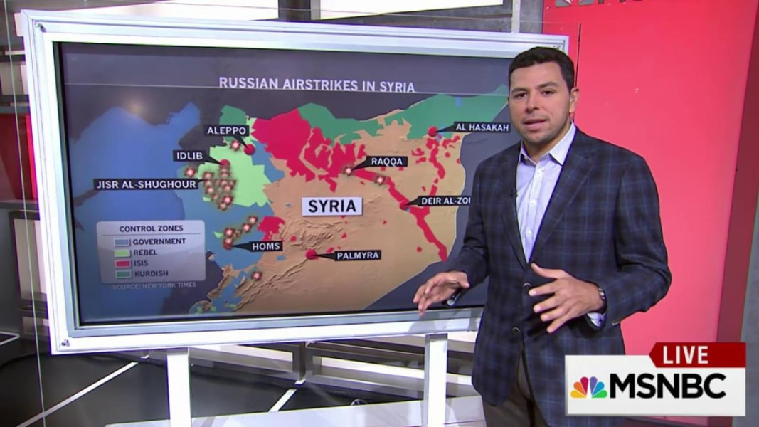 news anchor israel explains what happening syria