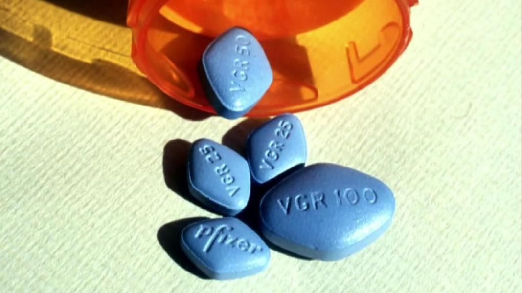 What schedule drug is viagra