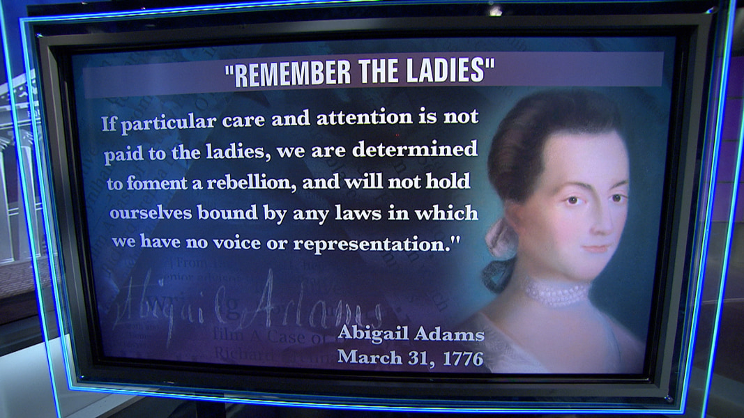 remember the ladies letter abigail remember the msnbc 10427 | n lw abigail 140401.video 1067x600