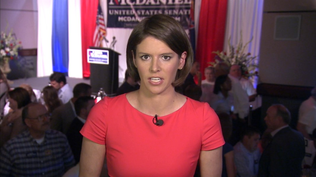 Primary wake-up call rallies GOP for run-off | MSNBC