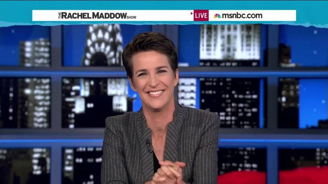 Rachel maddow anti gay