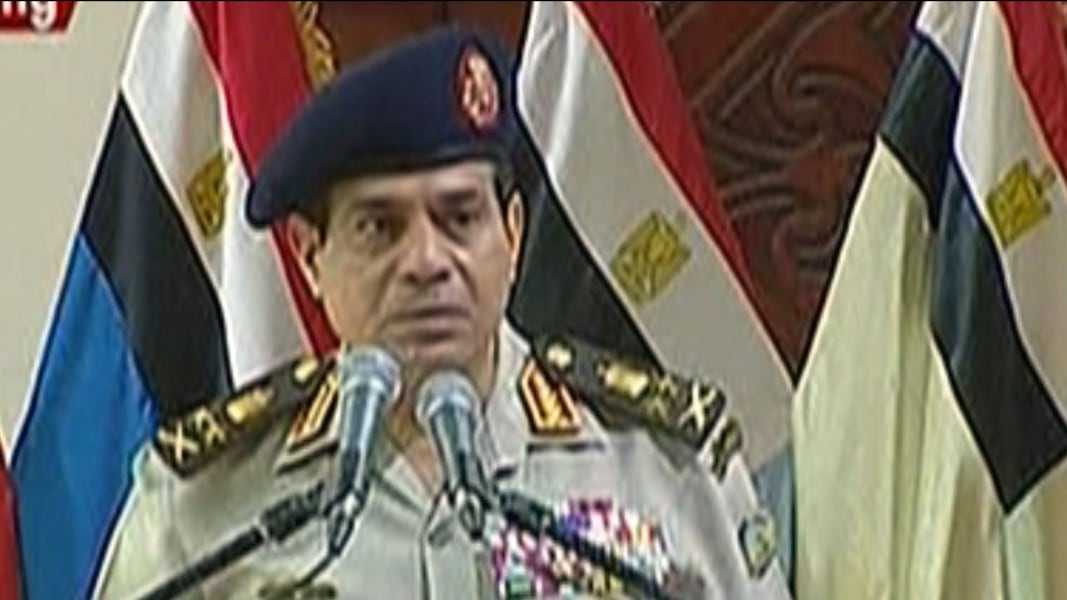 Political condition in egypt