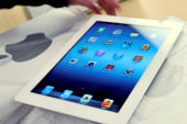 New iPad released Friday
