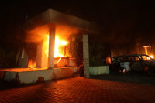 US, Libya disagree on consulate attack...