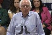 Bernie Sanders attacks the one percent