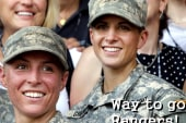 First two females graduate from Ranger school