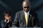 Cain: 'I am suspending my presidential...