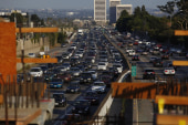Los Angeles residents brace for 'Carmageddon'