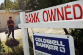 Report: 20% of homes sold are foreclosures