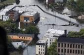 Floodwaters hamper cleanup efforts in N.J.