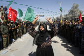 Palestinians celebrate as Israel releases...