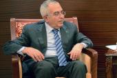 Palestinian Prime Minister Salam Fayyad...
