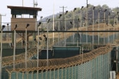 Guards and prisoners clash in Guantanamo