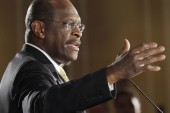 Cain: 'We need a leader, not a reader'