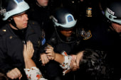 200 protesters arrested in Zuccotti Park
