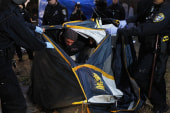 Cops dismantle Occupy Oakland camp