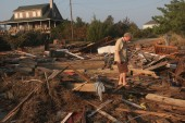 Massive cleanup under way in N.C.