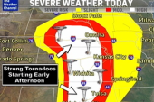 Midwest bracing for tornado outbreak