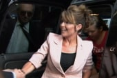 Palin on the road