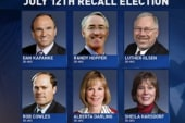 GOP Wisconsin senators face recall elections
