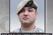 Army Ranger awarded Medal of Honor