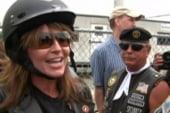 Palin's tour continues