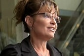 Palin brings bus tour to NYC