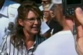 Stewart, Colbert target Palin