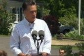 Romney betting 2012 race will hinge on...
