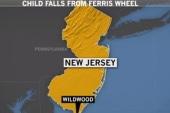 Child falls from N.J. ferris wheel