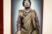 Platon: Photographing Gadhafi 'most...