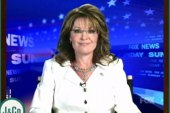 Palin apologizes for stepping on Romney's...