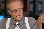 Larry King: 'I never had an agenda' on my...