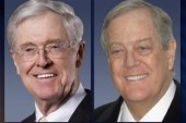 Koch brothers pay to lie about high gas...