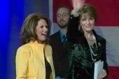 Palin v. Bachmann: frenemies?