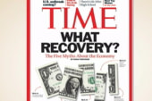 Time explores the five myths of the economy