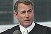 Boehner's advice to graduates: It's okay...