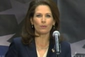 Bachmann declares her candidacy