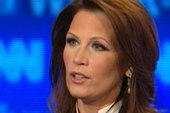 Bachmann declares intent at GOP debate