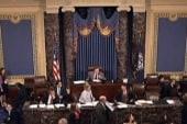 Conservative titans clash on Capitol Hill
