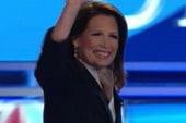Should Democrats start taking Bachmann...