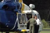 Christie makes no apologies for chopper ride