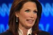Bachmann emerges in GOP debate