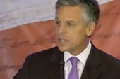 Jon Huntsman, everywhere but Utah
